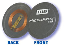 eProxTag и MicroProx Tag
