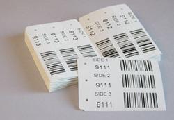 бирка (ярлык) Synthetic Paper 2S-130